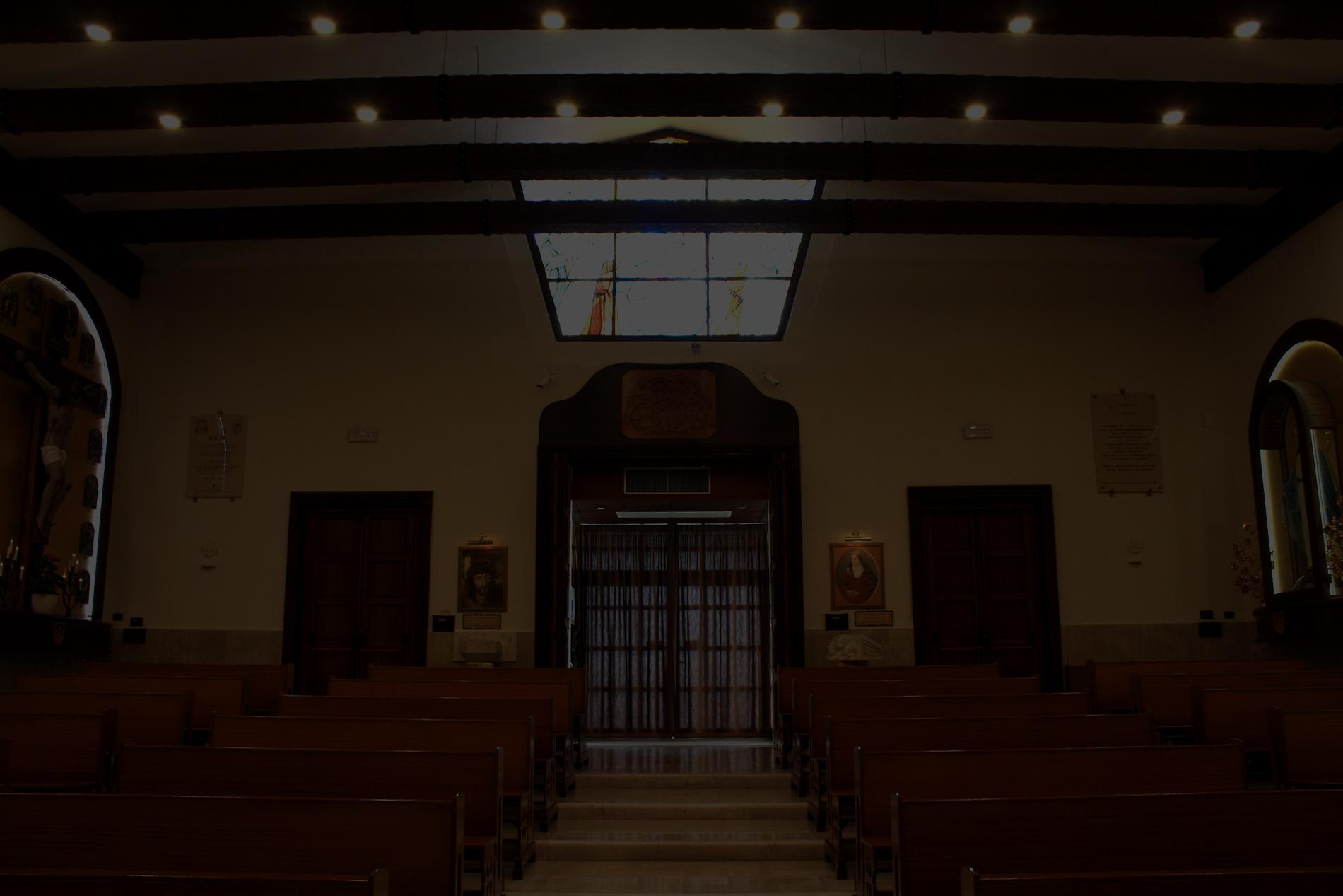 Le Vetrate del Santuario